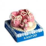 Slippers, pink 40 g