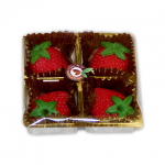Marzipan strawberry 40 g