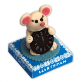 Mouse with watch